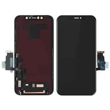 Дисплейный модуль Apple Iphone XR Black