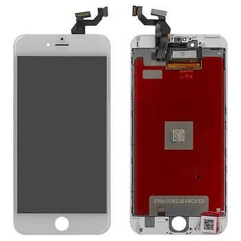 Дисплей IPhone 6S Plus + сенсор Белый high copy
