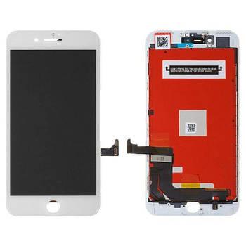 Дисплей IPhone 7 Plus + сенсор Білий high copy