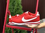 Женские кроссовки Nike Cortez (красные) 9799, фото 2