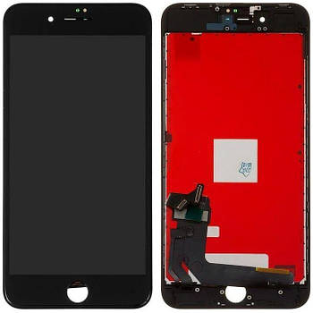 Дисплей IPhone 8 Plus+ сенсор Чорний high copy