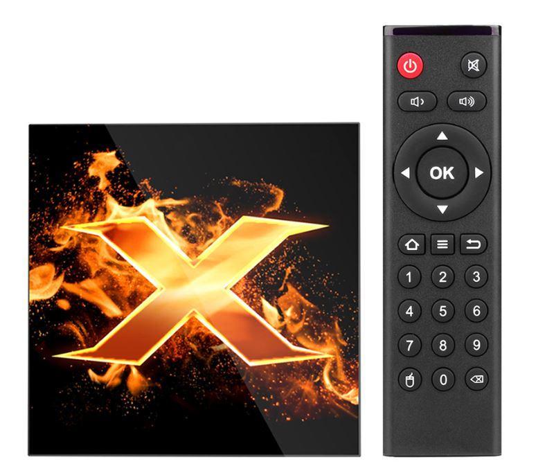 Смарт ТВ приставка Vontar X1 4/32 TV BOX