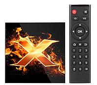 Смарт ТВ приставка Vontar X1 4/32 TV BOX, фото 1