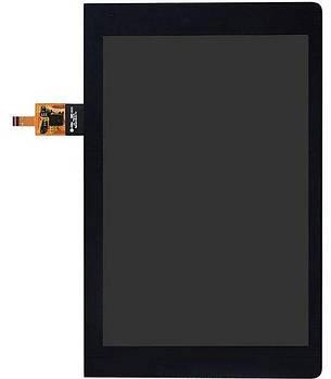 Дисплей Lenovo Yoga YT3-850M + сенсор Черный high copy