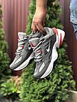 Мужские кроссовки Nike М2K Tekno (серые) 9802, фото 2