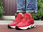 Мужские кроссовки Nike М2K Tekno (красные) 9804, фото 3
