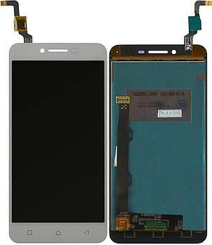 Дисплей Lenovo A6020a46 + сенсор Белый high copywwwwwLCD Lenovo A6020a46 +  touchscreen White high c