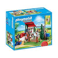 """Игровой набор """"Лошадиная парикмахерская"""" Playmobil (4008789069290), фото 1"""