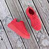 Червоні Кросівки Alexander Mcqueen на товстій підошві демисезон демі на товстій підошві замша еко, фото 5