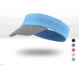 Візор / кепка NORTHFLAG у вигляді обруча з гнучким складним козирком і силіконові кільця для фіксації ME-D