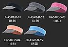 Візор / кепка NORTHFLAG у вигляді обруча з гнучким складним козирком і силіконові кільця для фіксації ME-D, фото 2