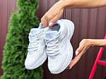 Жіночі кросівки Nike М2К Tekno (білі) 9809, фото 2