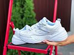 Жіночі кросівки Nike М2К Tekno (білі) 9809, фото 3