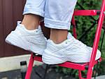 Жіночі кросівки Nike М2К Tekno (білі) 9809, фото 4