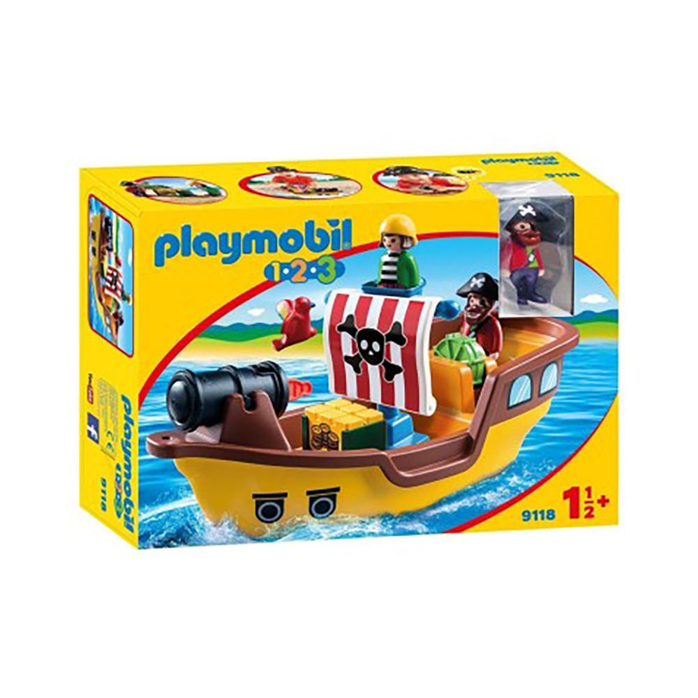"""Игровой набор """"Пиратский корабль"""" Playmobil (4008789091185)"""
