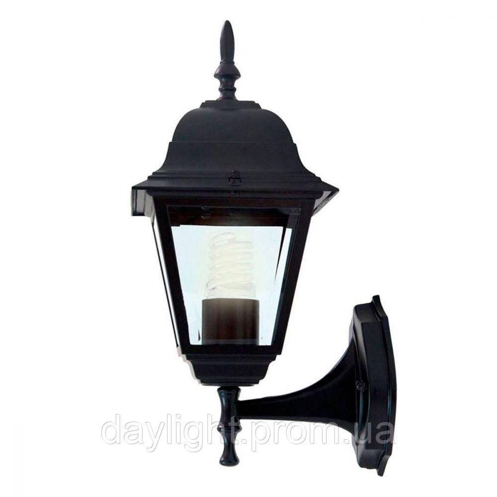 Фасадный светильник Lemanso PL4101 черный, металл