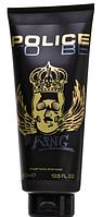 Парфюмированный Шампунь-Гель для душа Police To be the King Полис Кинг 100ml, фото 1