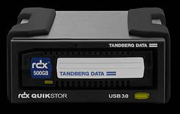 Внешний жесткий диск Tandberg RDX Quik Stor ysb 3.0 SDD 500GB 8863-RDS
