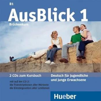 AusBlick 1 Audio CDs zum Kursbuch