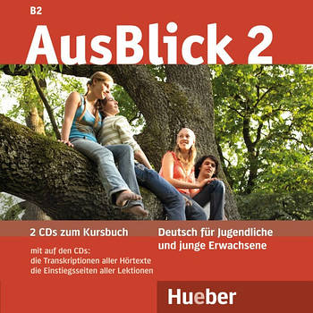 AusBlick 2 Audio CDs zum Kursbuch