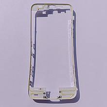 Рамка кріплення дисплейного модуля Novacel для Apple iPhone 5S White