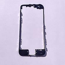 Рамка крепления дисплейного модуля Novacel для Apple iPhone 5S Black