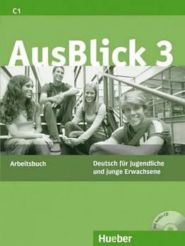 Ausblick 3 Arbeitsbuch C1 mit Audio CD