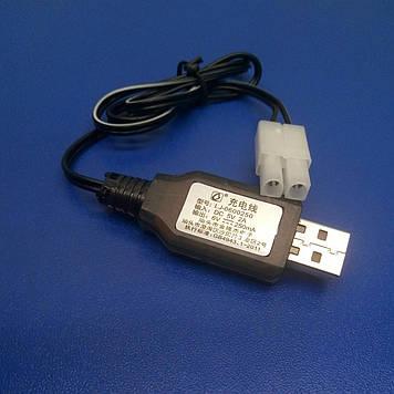 Зарядное устройство SJ LJ-0600250 5эл 6,0В 250mA от USB