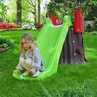 Гірка ігрова для дитячого майданчика, 99*204*109 см