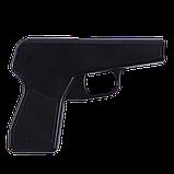Макет пистолета тренировочный (резиновый), фото 2
