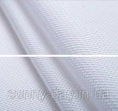 Канва для вишивки Аіда 18 біла 50х50см