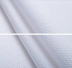 Канва для вышивки Аида 18 белая 50х50см