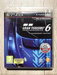 Gran Turismo 6 (рус.) (б/у) PS3