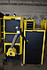 Пеллетный котел Kronas Pellets 17 кВт пожаробезопасный с автоматическим зажиганием и гашением, фото 3