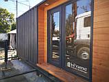 Виготовлення будиночків з контейнера, фото 3