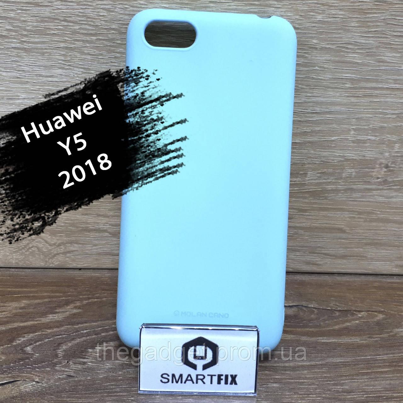 Силіконовий чохол для Huawei Y5 (2018) (DRA-L21)