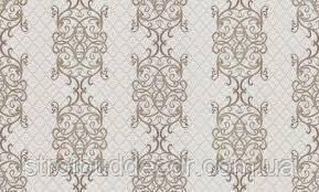 Вінілові, рельєфні профільні шпалери флізелінова основа 1,06 х 10,05 Ромбада декор ДХС 1328/2