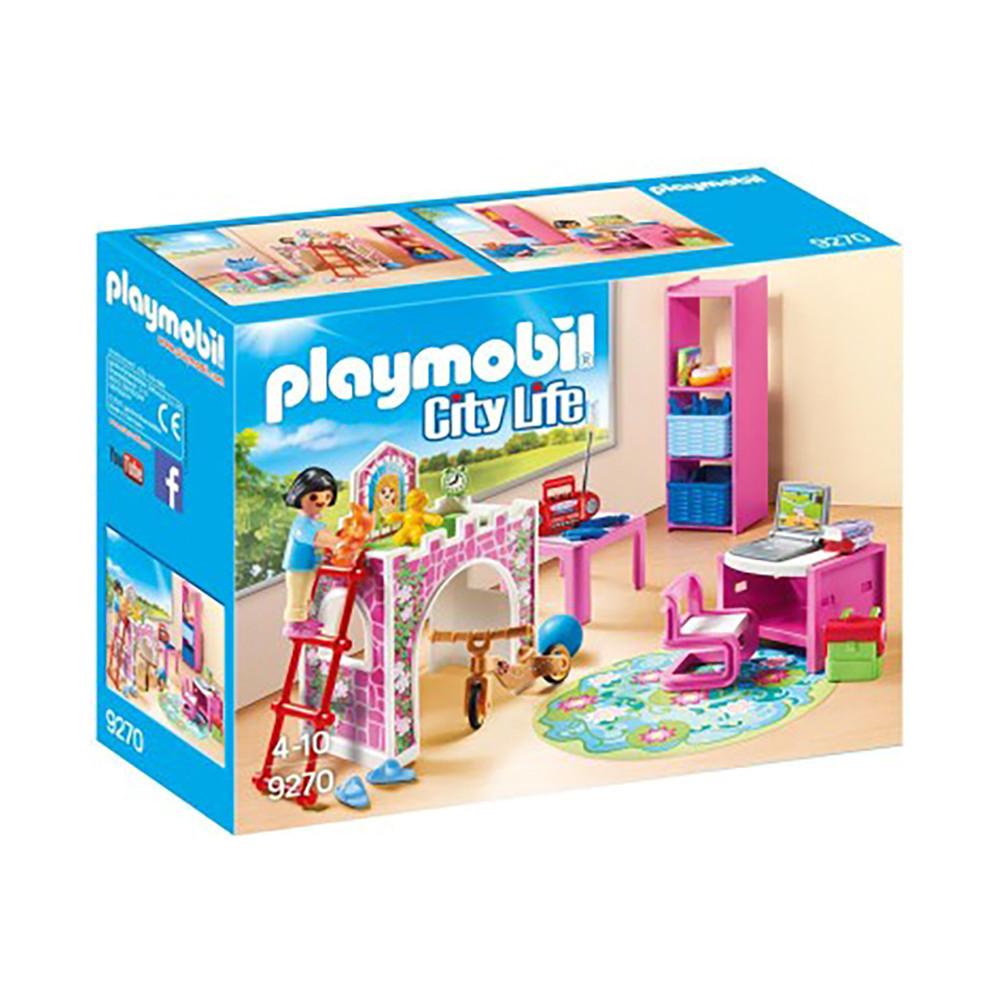 """Ігровий набір """"Дитяча кімната"""" Playmobil (4008789092700)"""