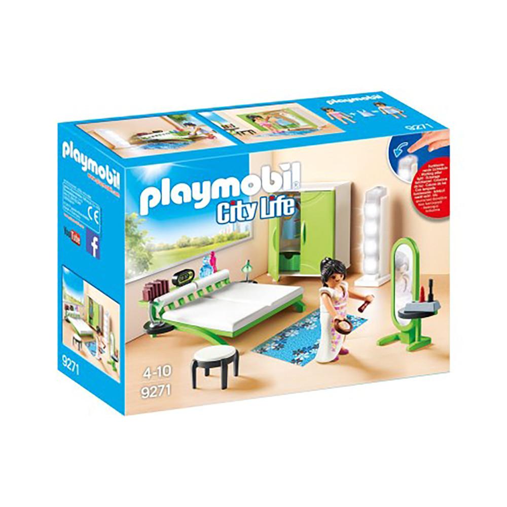 """Ігровий набір """"Спальня"""" Playmobil (4008789092717)"""