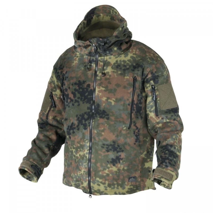 Тактическая куртка Helikon PATRIOT Double Fleece - Flektarn