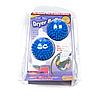 Шарики для стирки пуховиков в стиральной машине Dryer Balls. Стиральные силиконовые шарики для белья, фото 9