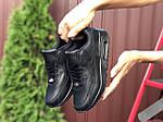 Жіночі кросівки Nike Air Max 90 (чорні) 9810, фото 2