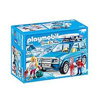 """Ігровий набір """"Зимовий позашляховик"""" Playmobil (4008789092816), фото 1"""