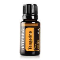 Эфирное масло Мандарина 100% натуральное масло ДоТерра Tangerine Citrus reticulata doTERRA эфирное масло 15 мл