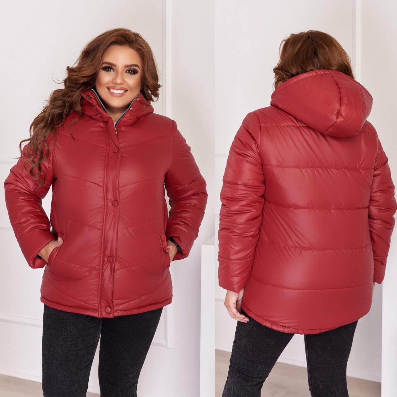 Женская куртка синтепон 150.Новинка 2020