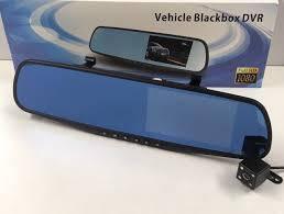 Зеркало-видеорегистратор Vehicle Blackbox DVR Full HD, фото 2