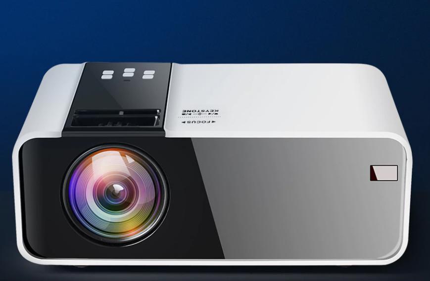 Мини-проектор HD TD90 Native 1280 x 720P LED Версия для Android WiFi Кинотеатр 3D