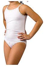Детский комплект нижнего белья для девочки Arina Италия GP / GM0014A Белый