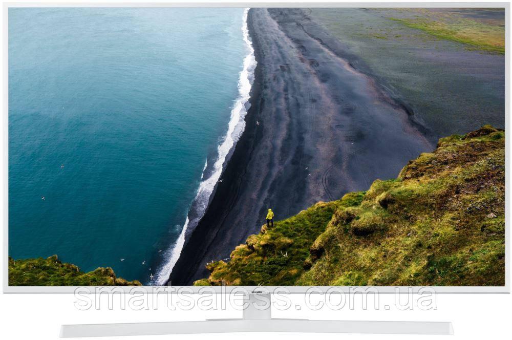 Телевизор Samsung UE43RU7412 Белый корпус , Smart TV, Wi-Fi, ,Dolby Digital Plus 4K- 3840x2160