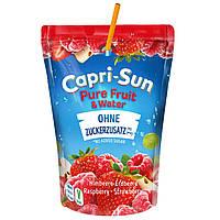 Сок Capri-Sun Pure Fruit & Water Himbeere-Erdbeere 200ml